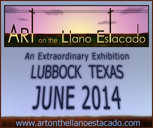 Art on the Llano Estacado Exhibition and Sale