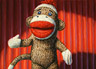 Performing Sock Monkey