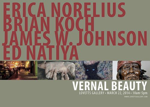 Vernal Beauty Exhibition at Lovetts Gallery